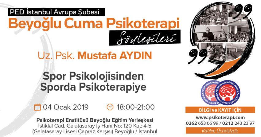 PED_Ist_Cuma_Aydin_4.1.2019_SporPsikolojisi_26.12.2018_YG